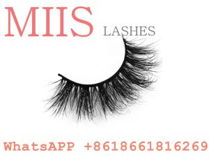 factory supplies luxury 3d real mink eyelashes