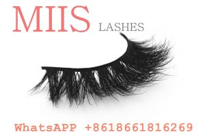 Various lashes style high quality 3d real mink