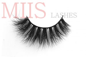 wholesale customized 3d invisible band mink lashes