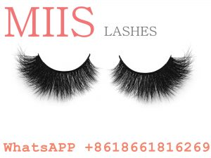 3d silk fur lashes