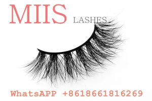 mink fur strip lashes